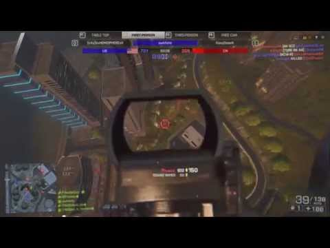 BF4 hacker awbtiete caught on spectator mode