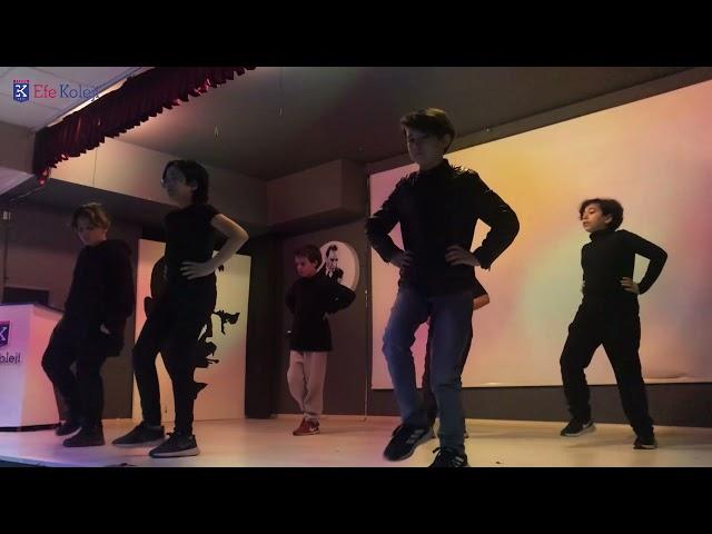 23 Nisan Kutlamaları. -ÜLKELER ve DANSLARI - 4A Sınıfı Serbest Dansı-