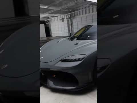 First Koenigsegg Gemera in the US – #Shorts