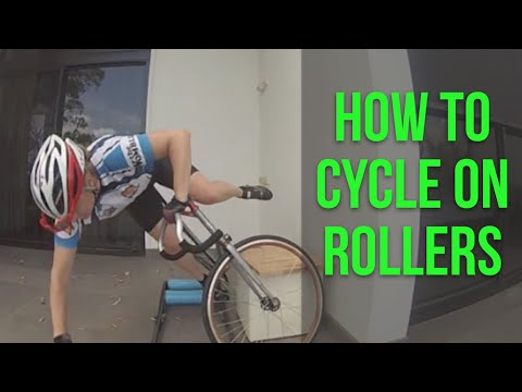How to Cycle on Rollers (Cycling Training)
