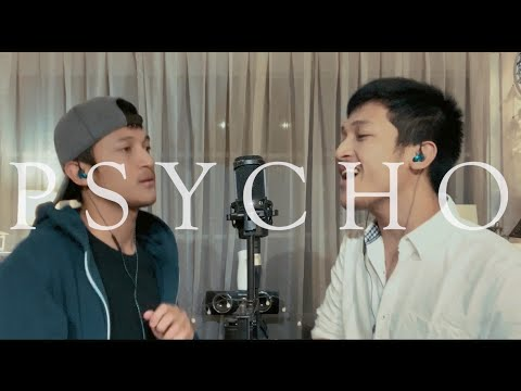 PSYCHO - RED VELVET ( 레드벨벳) COVER BY ALDHI ( MALE COVER )
