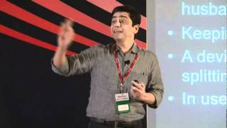 TEDxGateway - Santosh Desai  - Mapping India through its everyday life