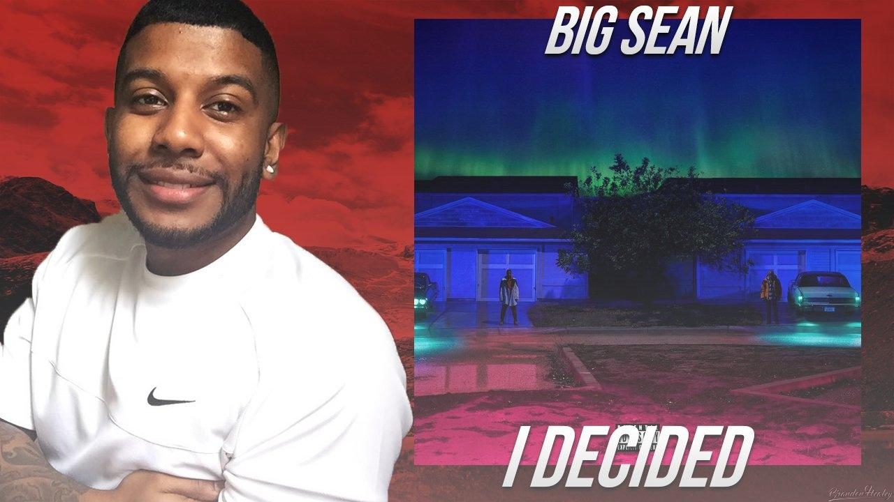 big sean i decided download album