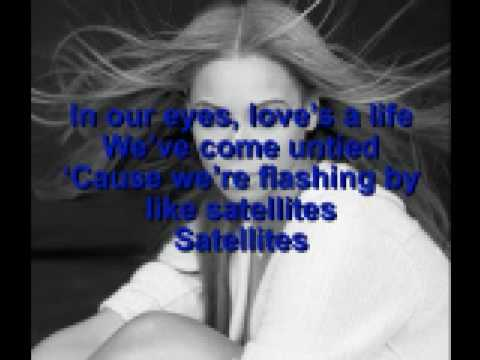 INSTRUMENTAL Beyonce - Satellites