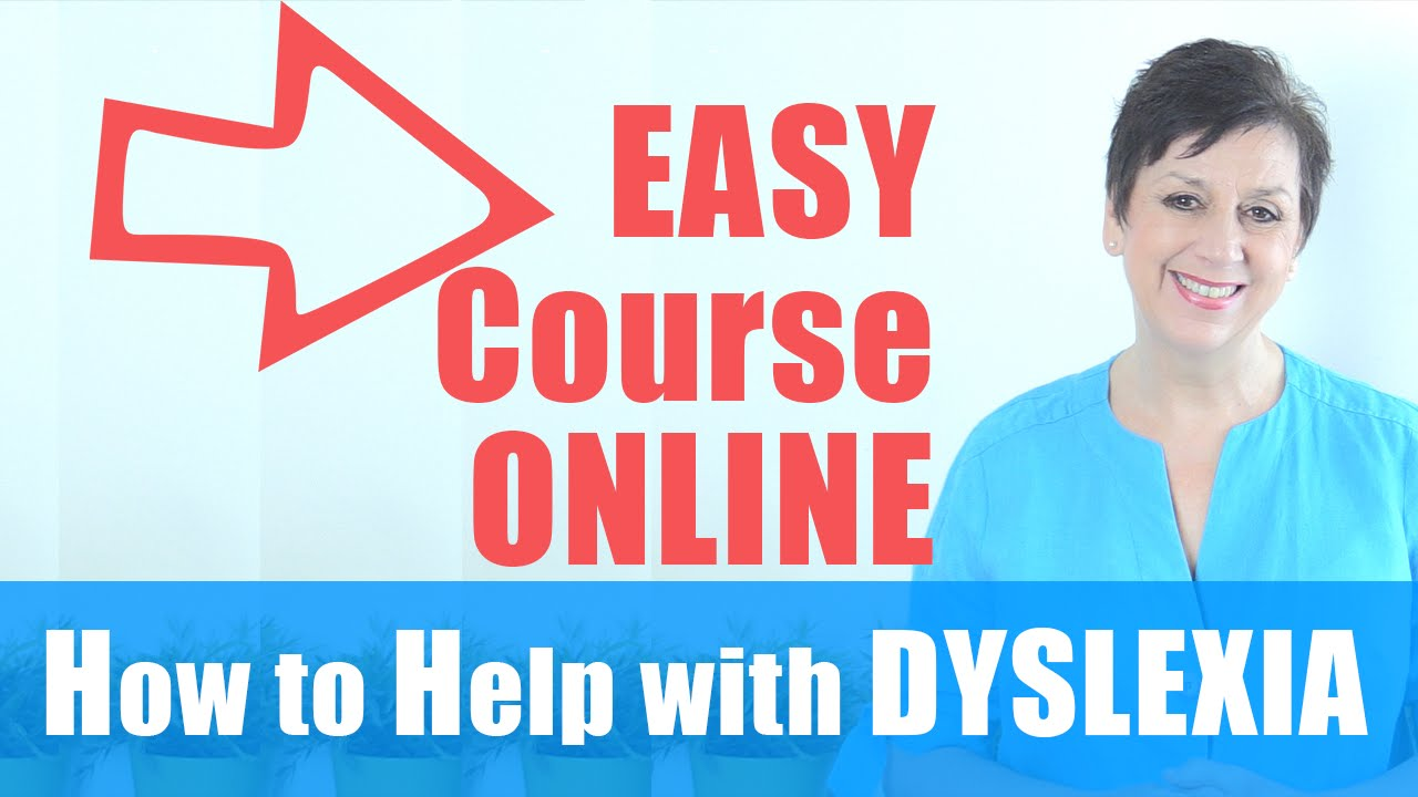 How to Help with DYSLEXIA at Home - Whats in the Online Courses