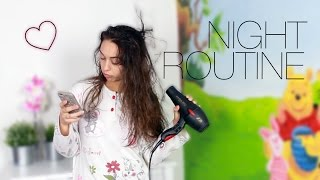 Night Routine - University Edition!