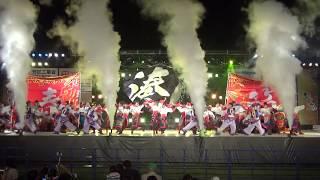 神戸学生よさこいチーム 湊 ~ おの恋おどり 2017 前夜祭 ~
