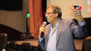 «خالد يوسف» عن «شاهين» ودوره في صناعة السينما المصرية