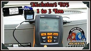 Video HVAC Service Call : Kickstart T05 a 1998 American Standard Air Conditioner download MP3, 3GP, MP4, WEBM, AVI, FLV Agustus 2018