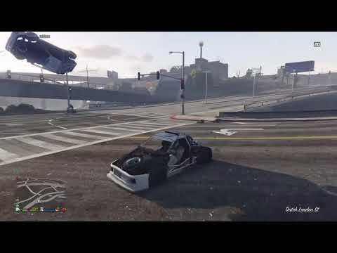 Grand Theft Auto V | Funny moments #2 !!