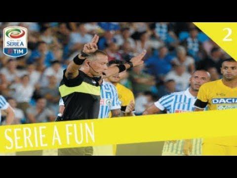 Serie a fun - giornata 2 - serie a tim 2017/18