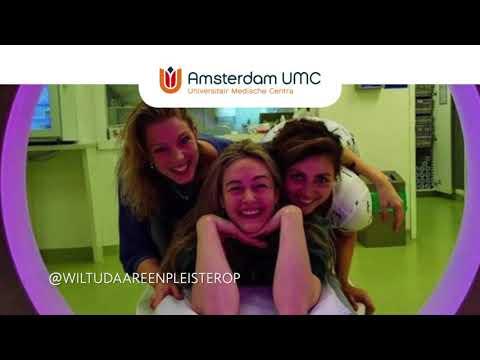 Compilatie Ambassadeurs Spoedeisende Hulp (Amsterdam UMC)