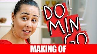 Vídeo - Making Of – Domingo