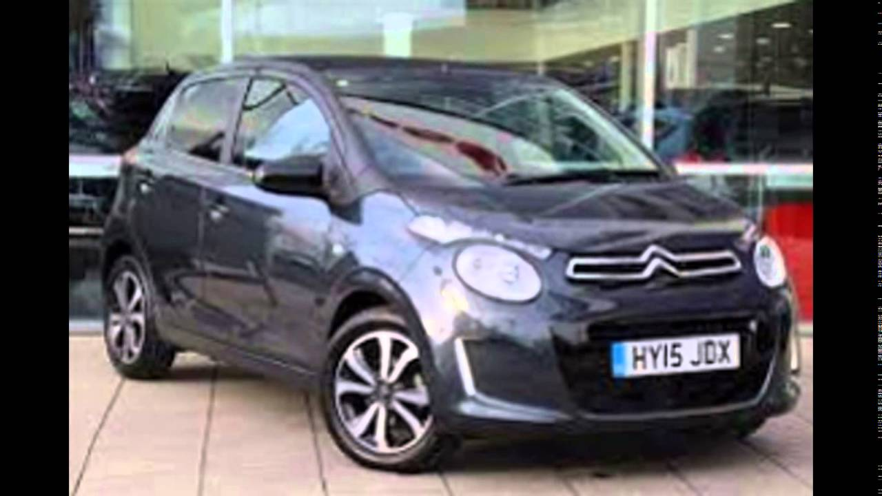 2016 citroen c1 carlinite grey metallic youtube. Black Bedroom Furniture Sets. Home Design Ideas