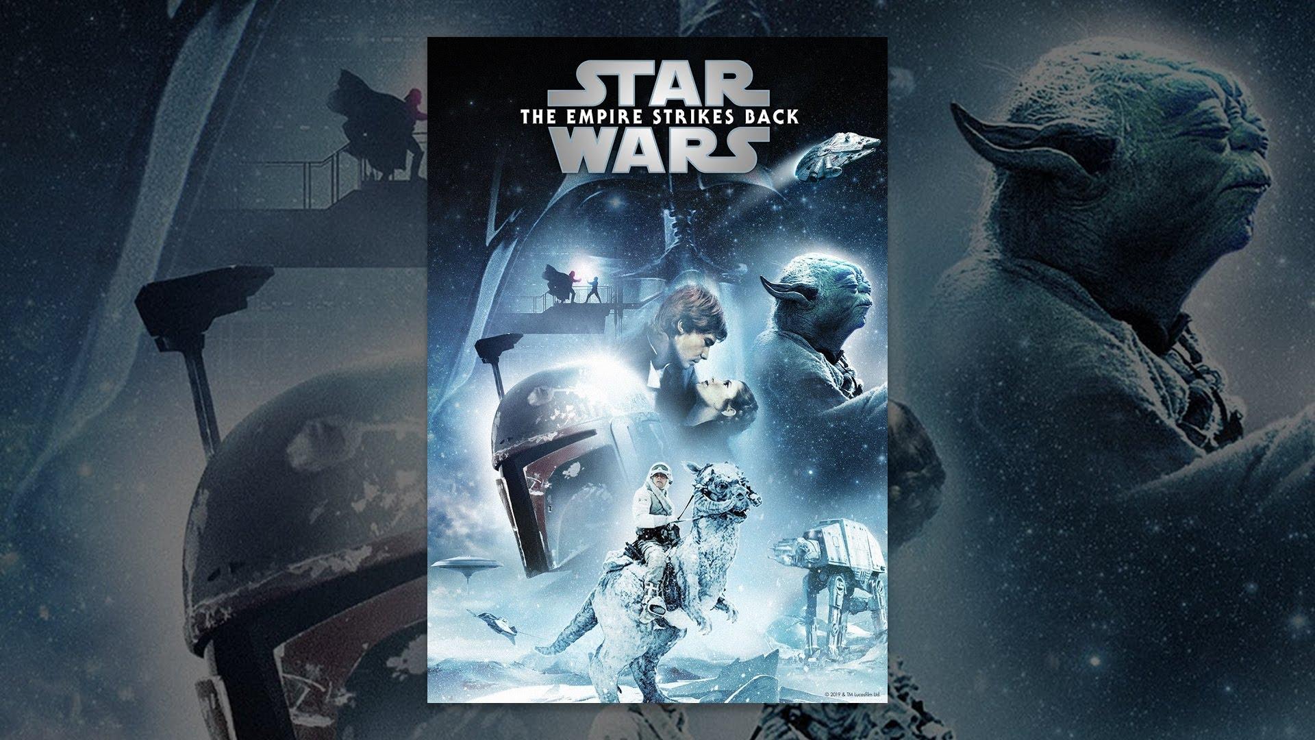 star wars the empire strikes back youtube. Black Bedroom Furniture Sets. Home Design Ideas