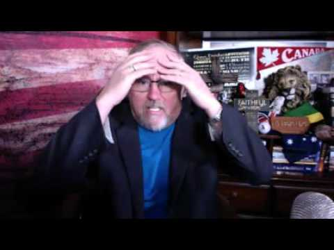 """Paul Begley LIVE """"End Times And the American Election"""""""