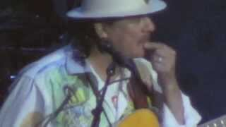 "Carlos Santana ""Maria Maria"" - Live at Hollywood, FL - 05/02/14 HD"