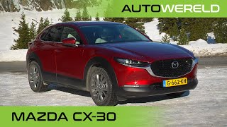 Mazda CX-30 (2020) review | Winterspecial | RTL Autowereld test