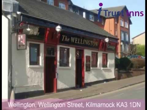 Wellington, Wellington Street, Kilmarnock KA3 1DN