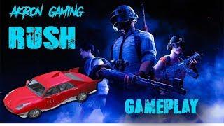 Pubg Mobile Live| Rush Gaming Like DYNAMO GAMING | KRONTEN GAMING | RON GAMING | Custoom Rooms