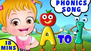 A to I Phonics Song