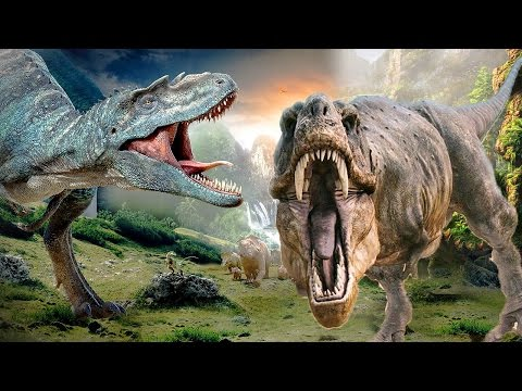 National Geographic Documentary - The Actual Era Of Dinosaur
