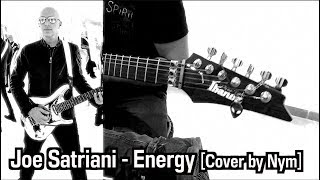 Baixar Joe Satriani - Energy [Cover by Nym]