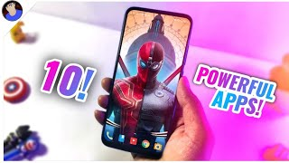 10 MYSTERIOUS Android Apps December 2018