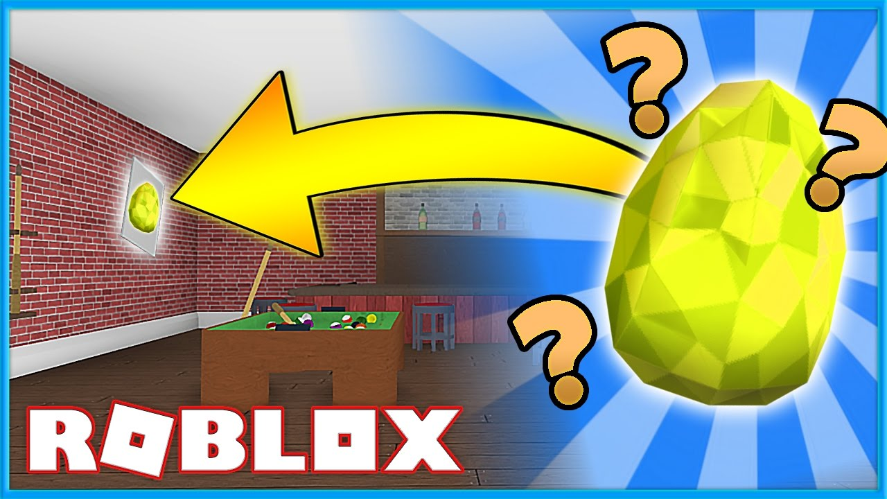 The Easter Eggs In Roblox Assassin Youtube