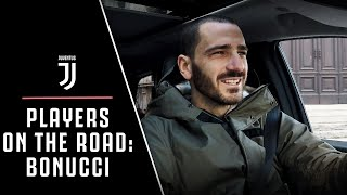 THE TRUTH BEHIND LEONARDO BONUCCI'S CELEBRATION? | PLAYERS ON THE ROAD with JEEP
