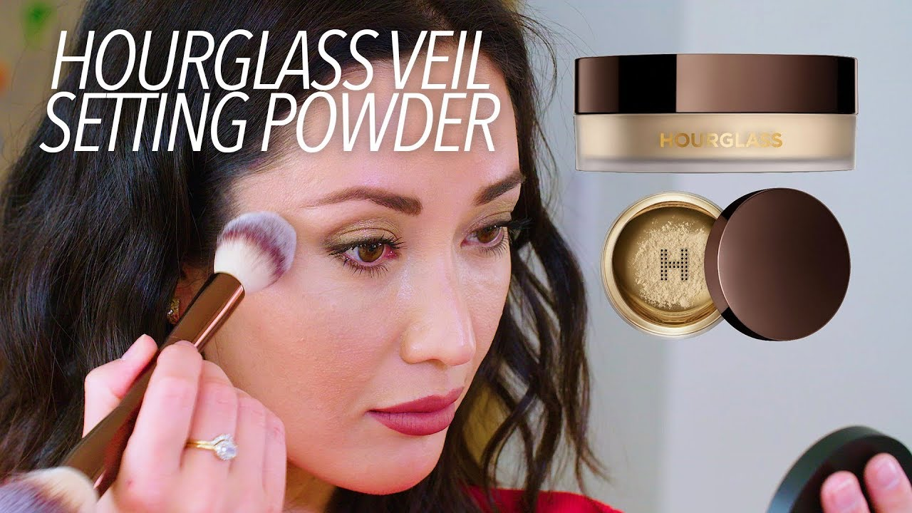 Veil Translucent Setting Powder by Hourglass #7