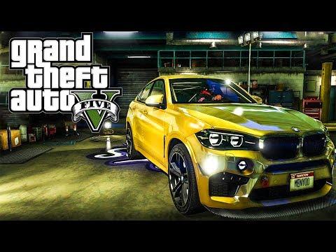 PRELEP BMW - GTA V