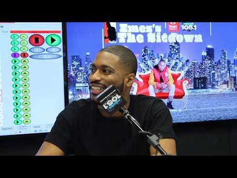 EmEz - Jesse On Hustle In BK; Managing Artist; Almost Being In The NFL & More!