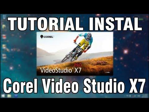 Cara Install CorelVideo Studio X7 di Windows 7/8/8.1/10