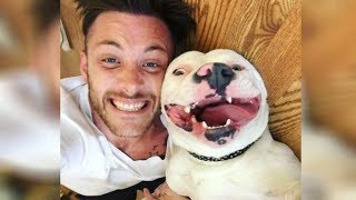 Guy Has His New Dog Taken Away Just For Posting This Innocent Picture On Facebook