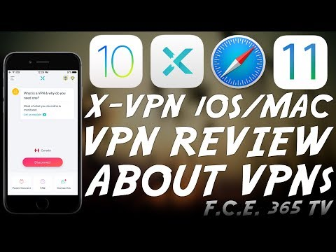 The Benefits Of Using A VPN On MacOS And IOS And X-VPN Review