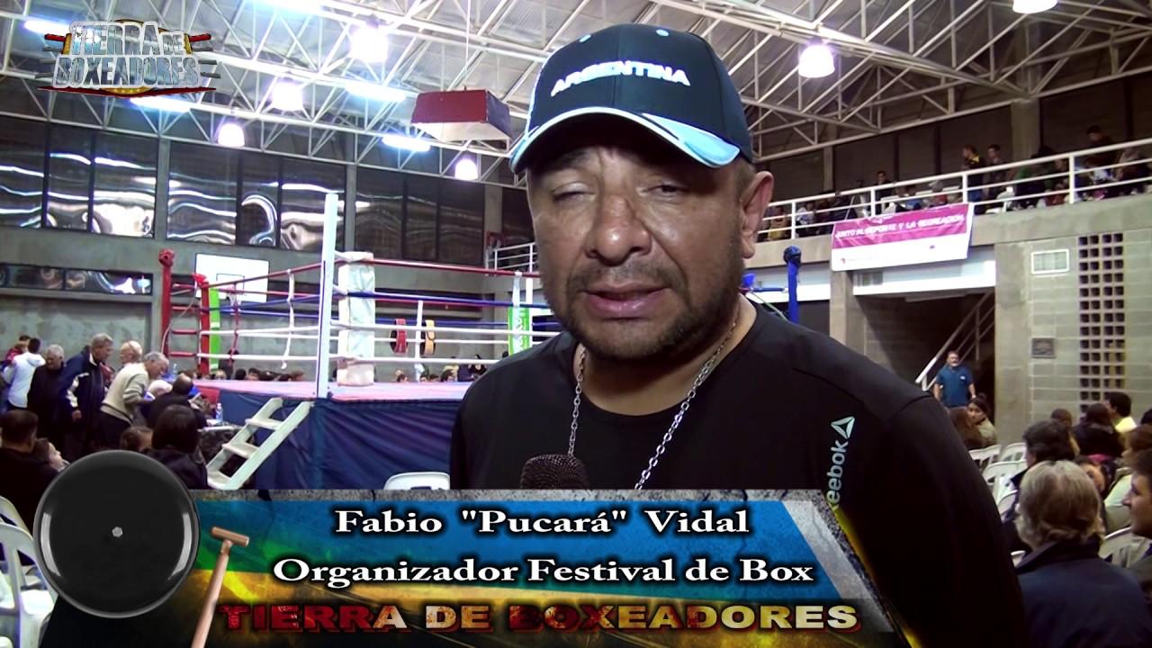 2° bloque tierra de boxeadores - box amaterur - pucara vidal - youtube