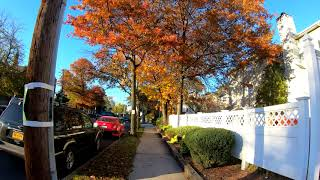 ⁴ᴷ⁶⁰ Walking Tour of Richmond Avenue, Staten Island from Eltingville to Staten Island Mall