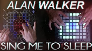 Alan Walker - Sing Me To Sleep // Launchpad Cover