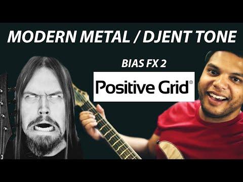 How to get a Modern Metal / Djent Tone - BIAS FX 2