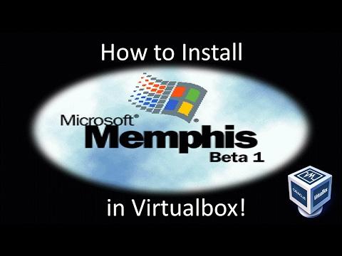 Windows Memphis Build