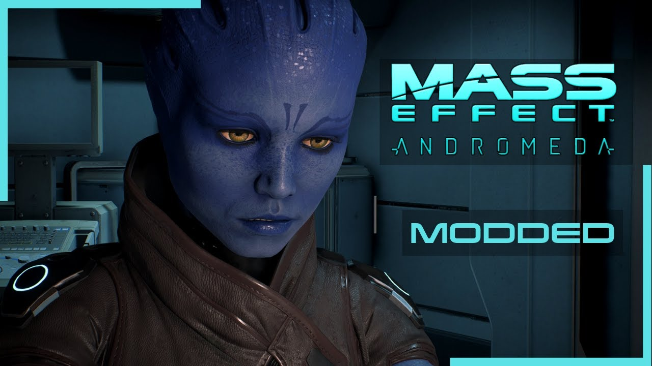 Mass Effect Andromeda MODS Ryders Crew Ep 11