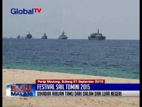 Kemeriahan Sail Tomini 2015 - BIM 21/09