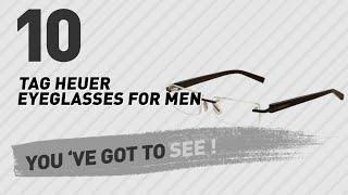 88b80b37912 Top 10 TAG Heuer Eyeglasses For Men    New   Popular 2017