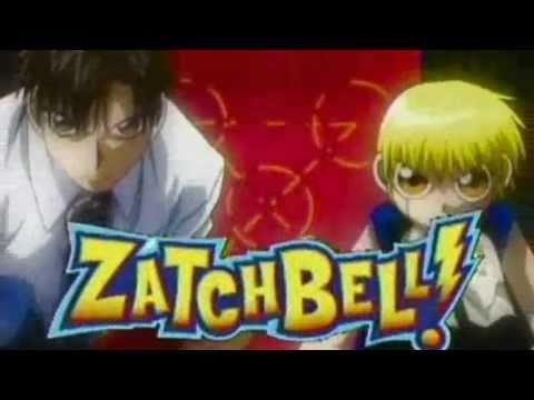 Zatch Bell US Opening 1 (HD)