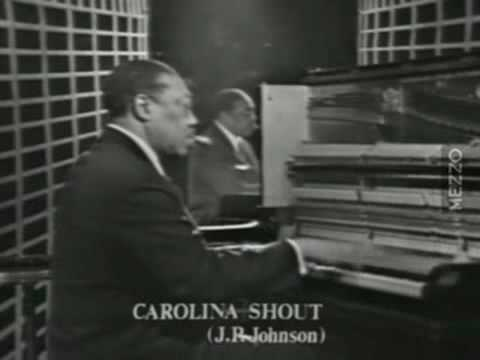 "Joe Turner plays ""Carolina Shout"""