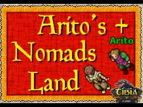 Arito S Nomads Land Quest Youtube