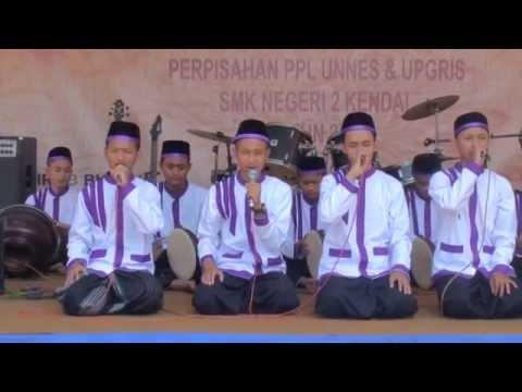 Tim Rebana Az Zurna SMK N 2 Kendal #Perpisahan PPL UNNES & UPGRIS 2015