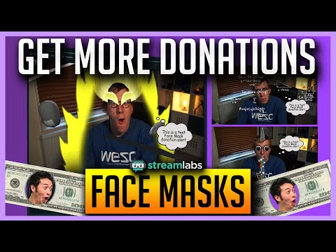 Streamlabs OBS adds Face Masks in newest release  -