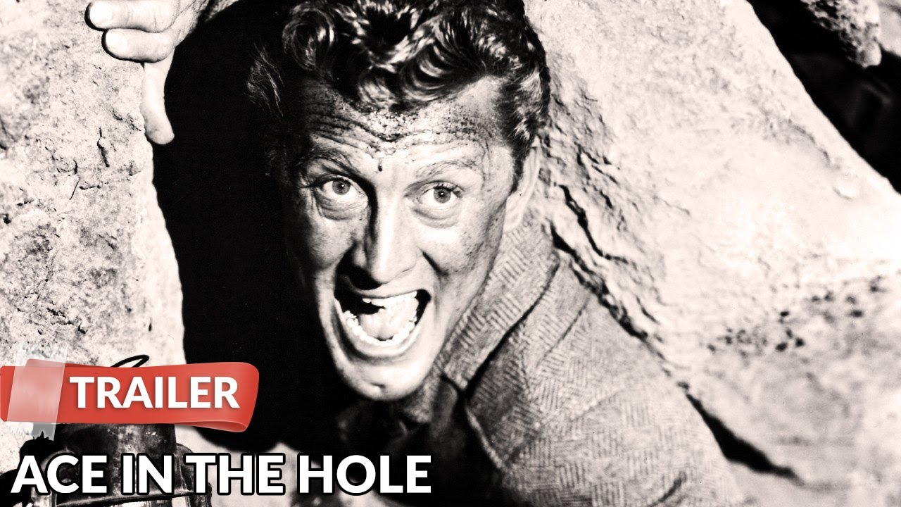 Ace in the Hole 1951 Trailer | Kirk Douglas